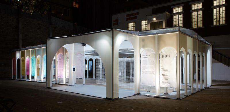 University of the Arts London - Global Pavilion - Hong Kong