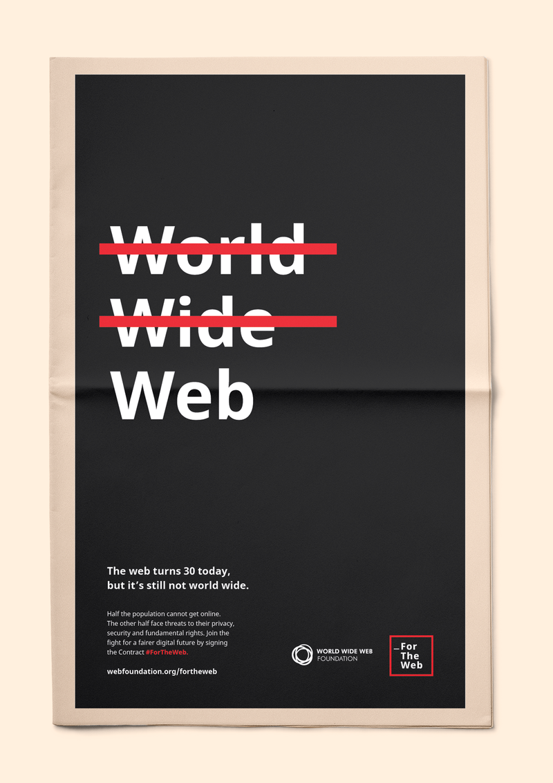 30 Years | #ForTheWeb