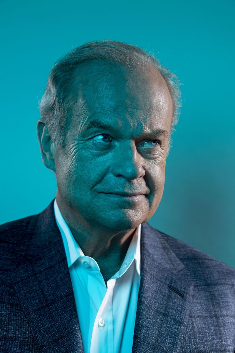 Kelsey Grammer for The Sunday Times Culture Magazine