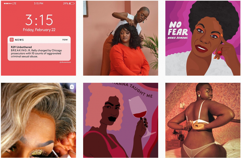 Refinery29's Unbothered is made for and by black millennial women