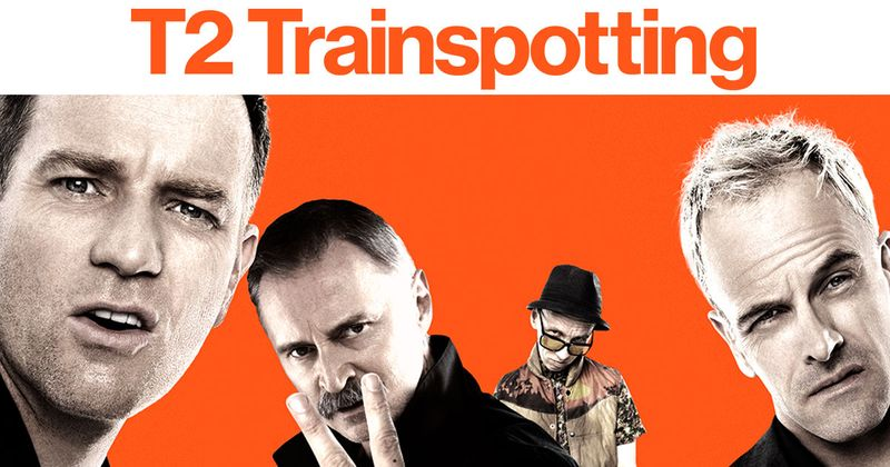 T2 Trainspotting - rewriting the 'choose life' speech