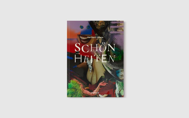 Heribert Heere Art Book