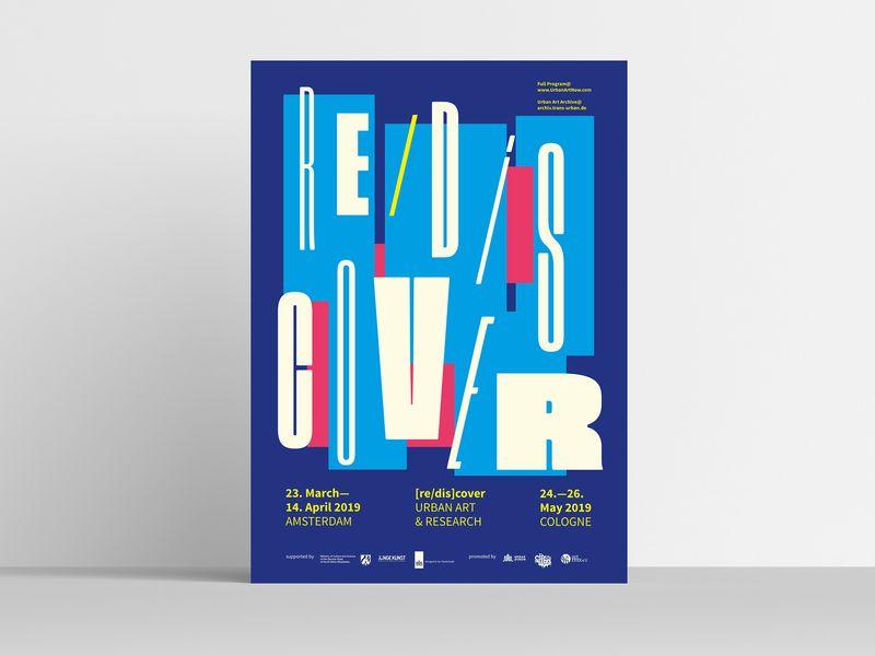 [re/dis]cover urban art & research
