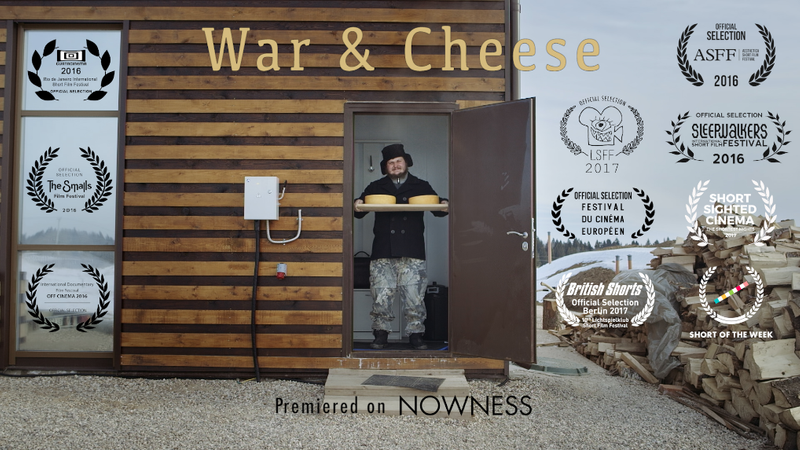 War and Cheese