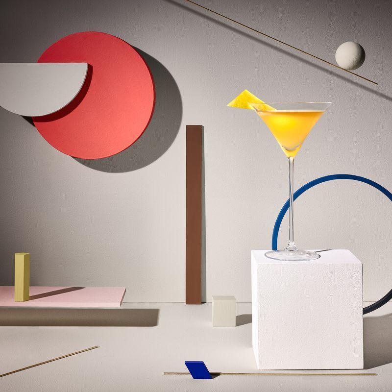 Bauhaus inspired cocktails