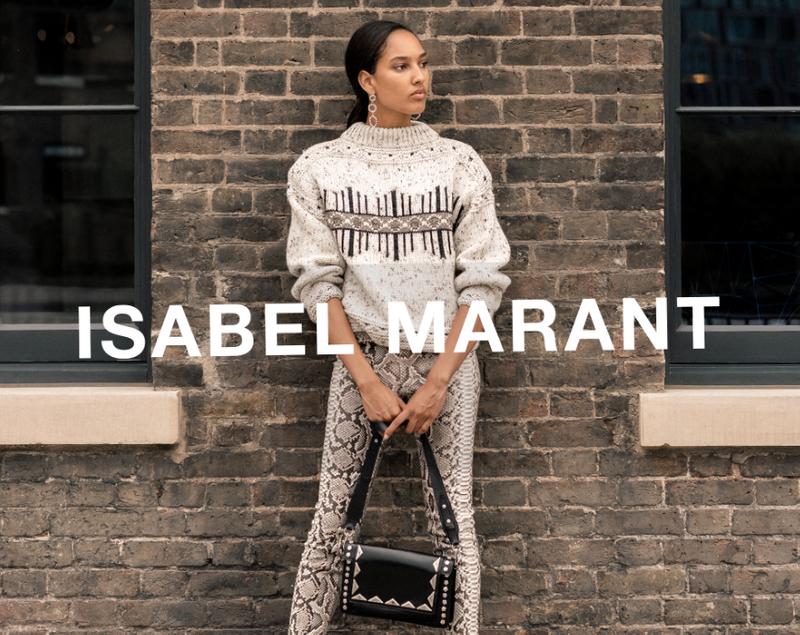 Isabel Marant x Net-A-Porter