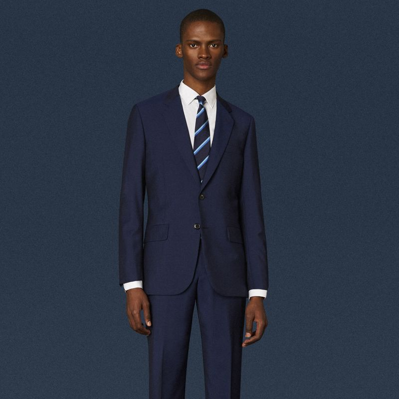 Paul Smith Suit Guide SS19