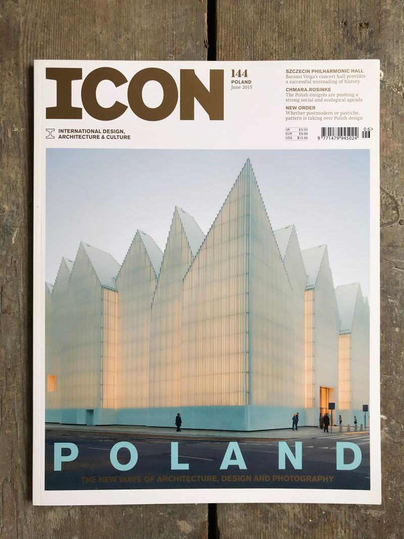 Icon 144: The Poland Issue