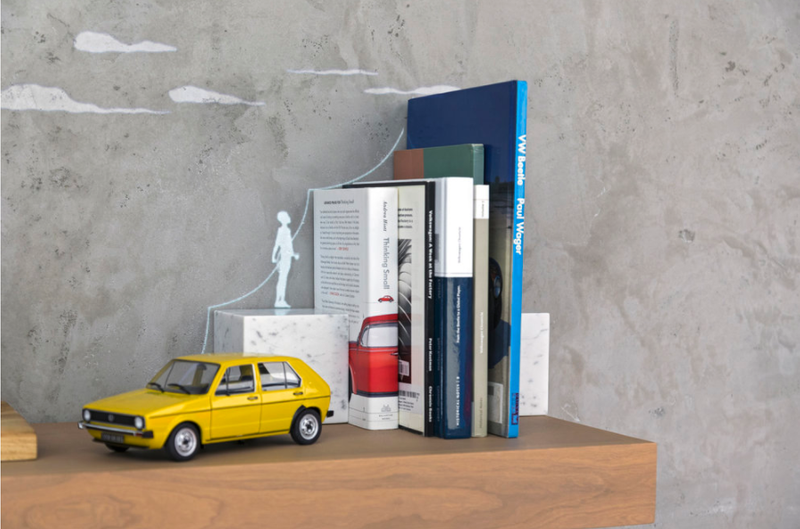 Projection Wall for VW