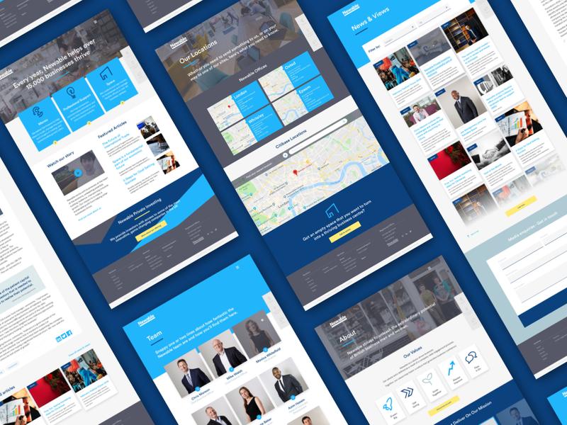 Newable website 3.0