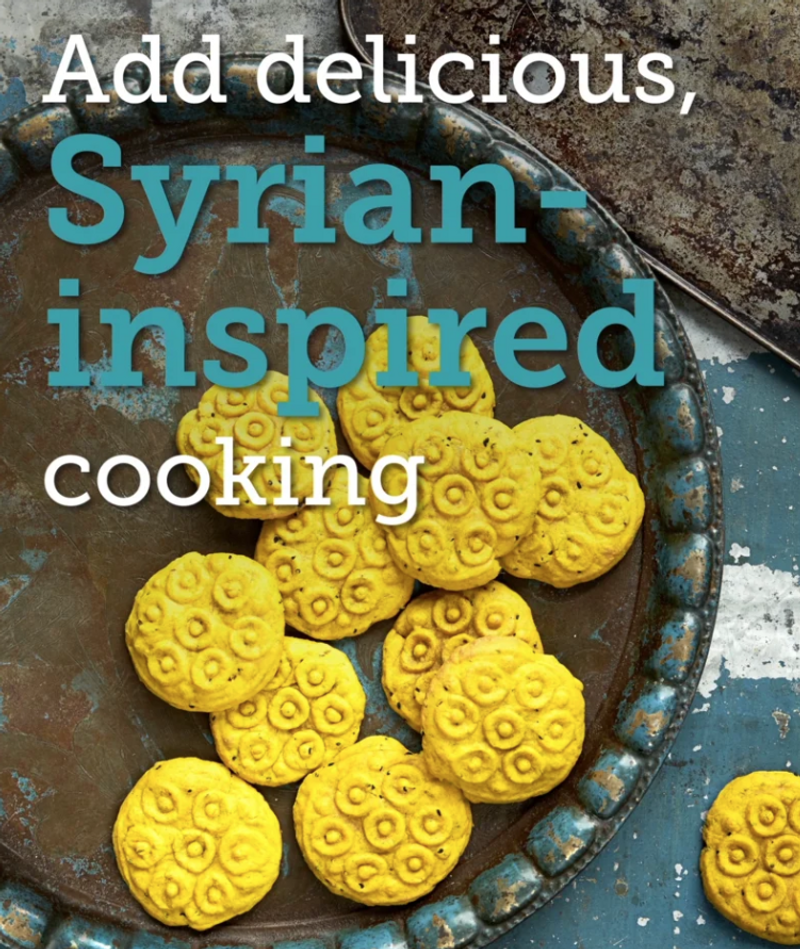 Unicef Cook For Syria