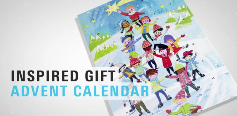 UNICEF Advent Calendar