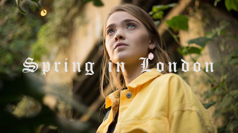 Spring in London | Lookbook