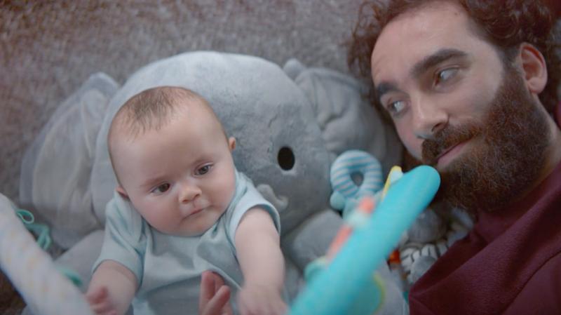 Amazon Echo 'Dad's Day One'