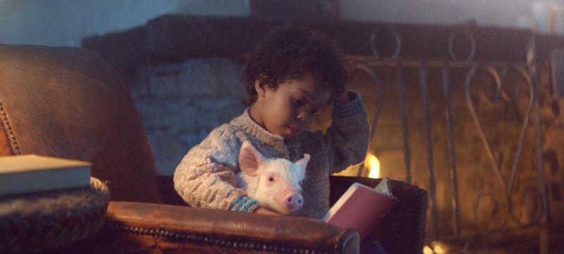 Amazon Echo 'Bedtime Story'