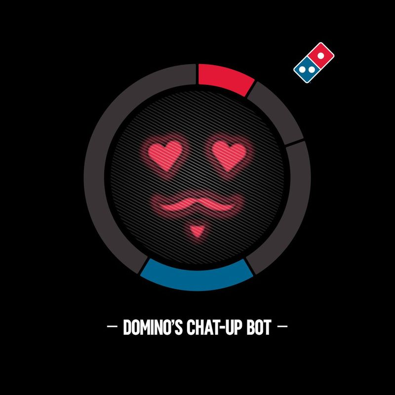 DOMINO'S - Dom Juan, the Chat-up-bot