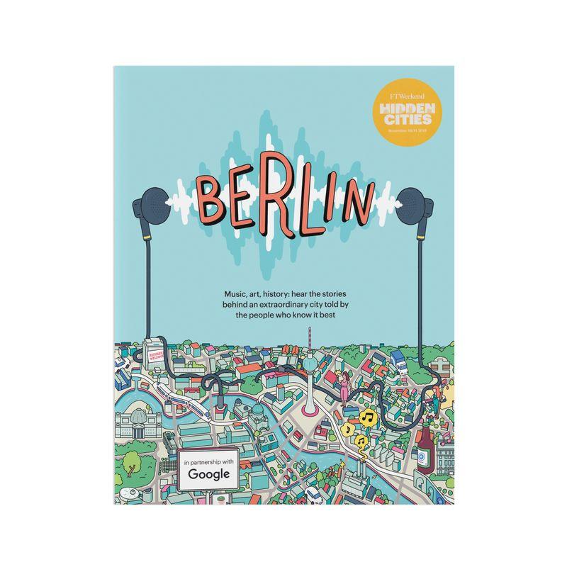 Financial Times Hidden Cities: Berlin