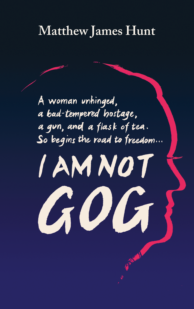 'I Am Not Gog' book cover