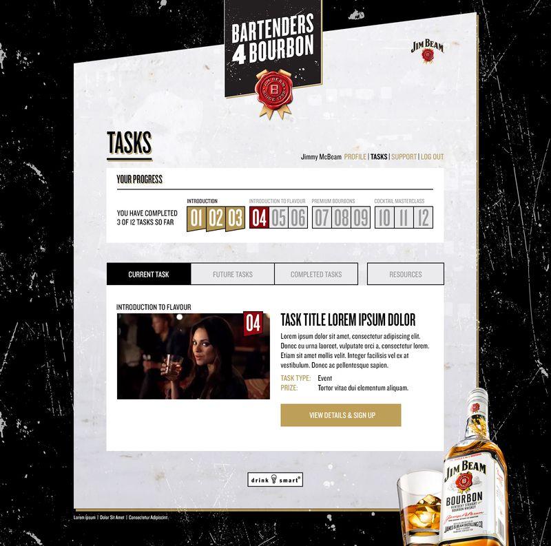 Jim Beam - Bartenders for Bourbon