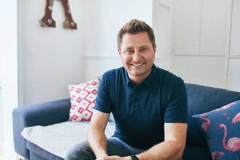 George Clarke for P&G