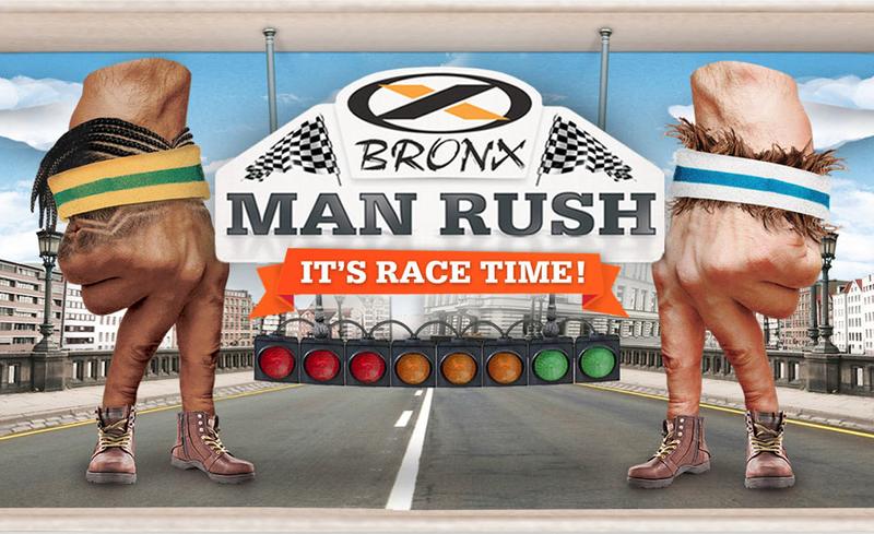 Bronx Shoes - Man Rush