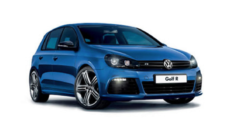 Golf R - Explained