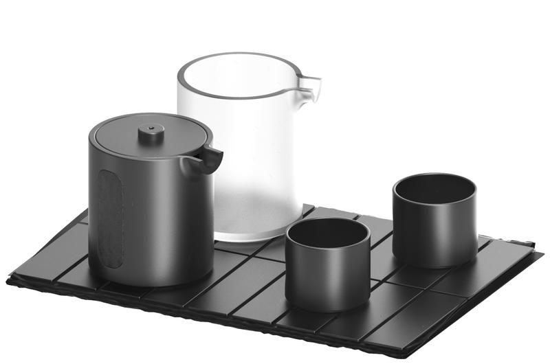 Portable Tea-Set