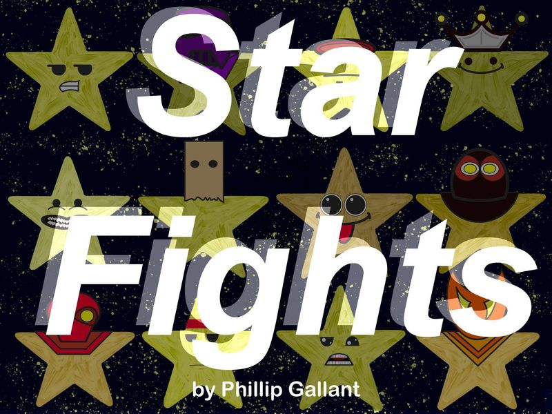 Star Fights by Phillip Gallant