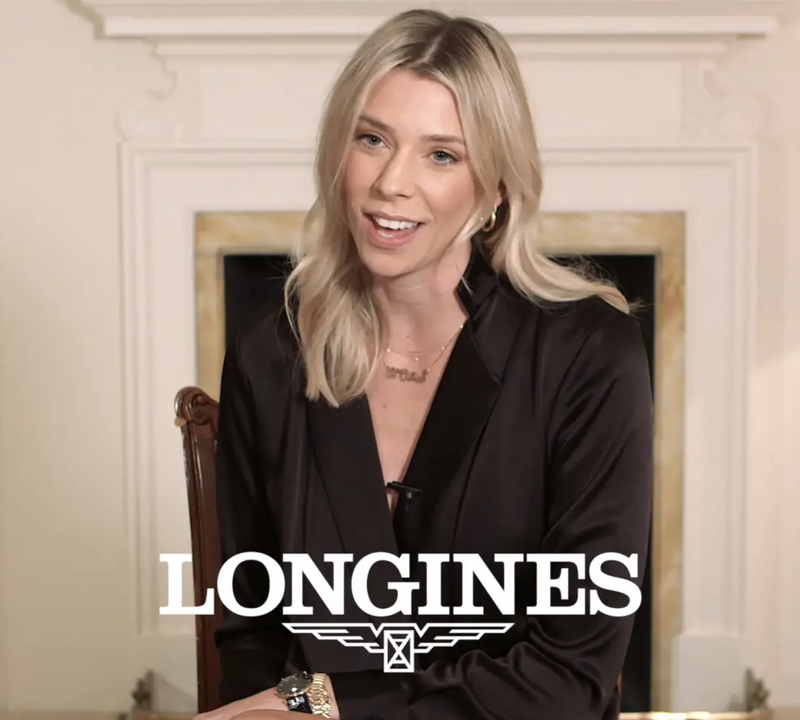 Longines - What elegance means to me...