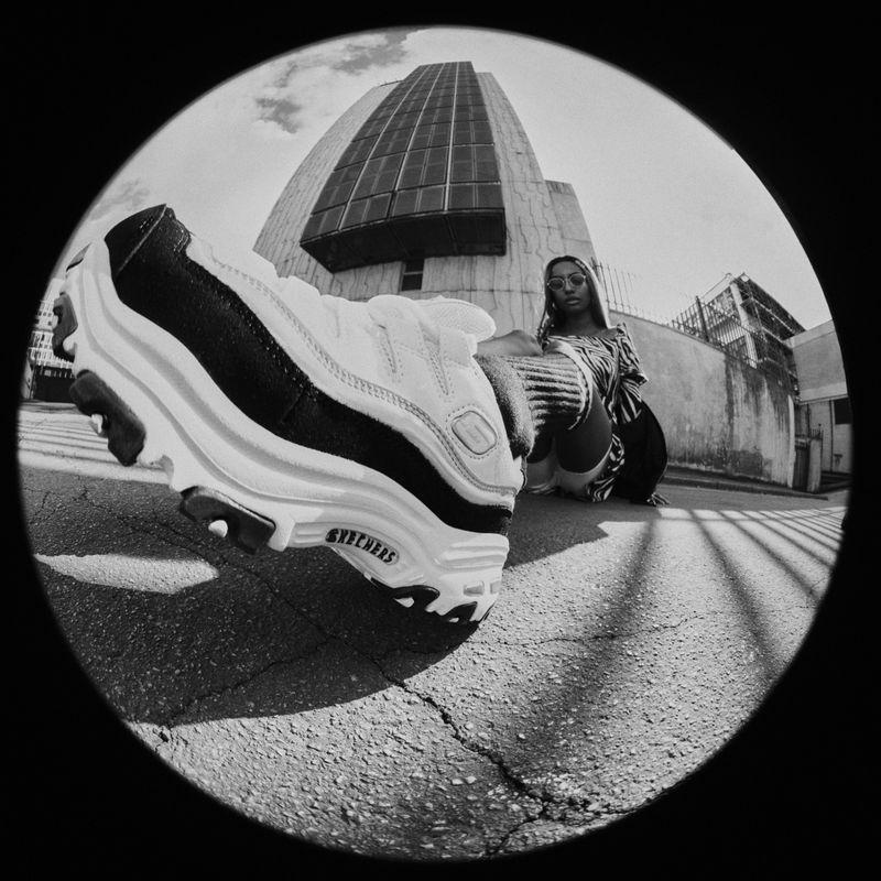 SKECHERS X FOOTASYLUM WOMENS SS'19