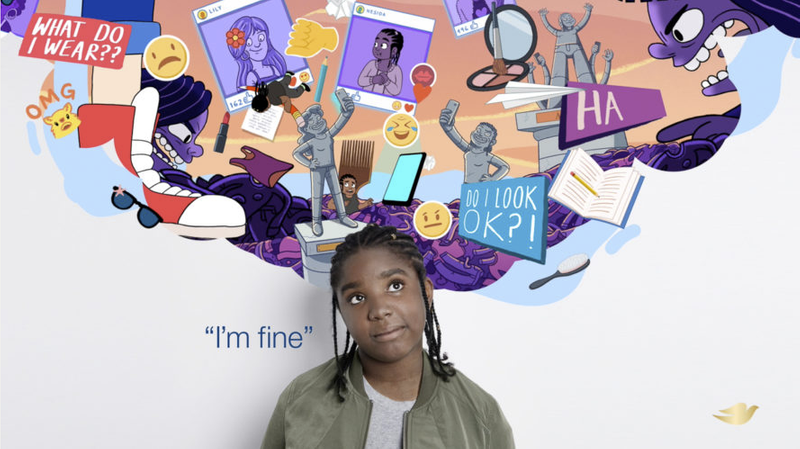 """Dove - """"I'm Fine"""" Self Esteem Project"""