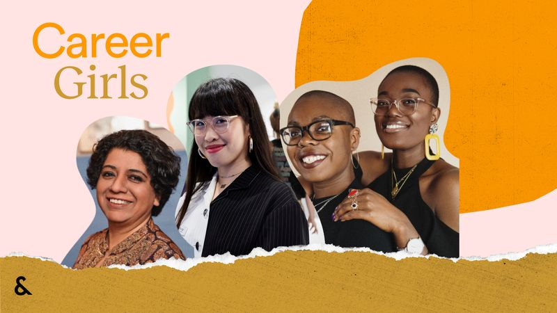 Career Girls: A podcast about women, work & winning