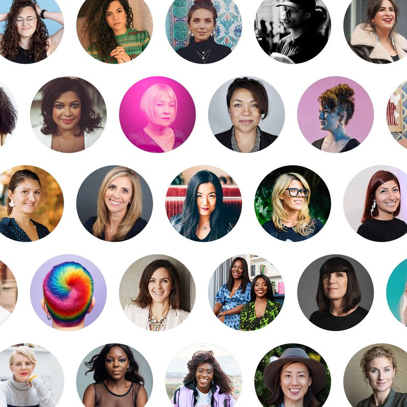 This International Women's Day 2019, meet 100 trailblazers redefining the creative industry
