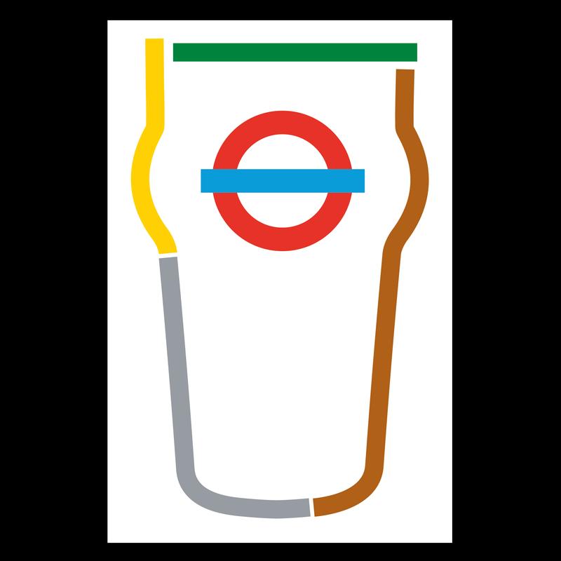 Tube strike logo