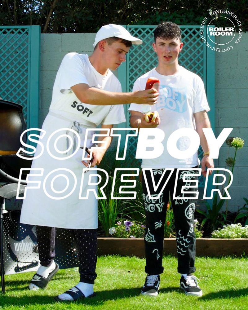Soft Boy Forever