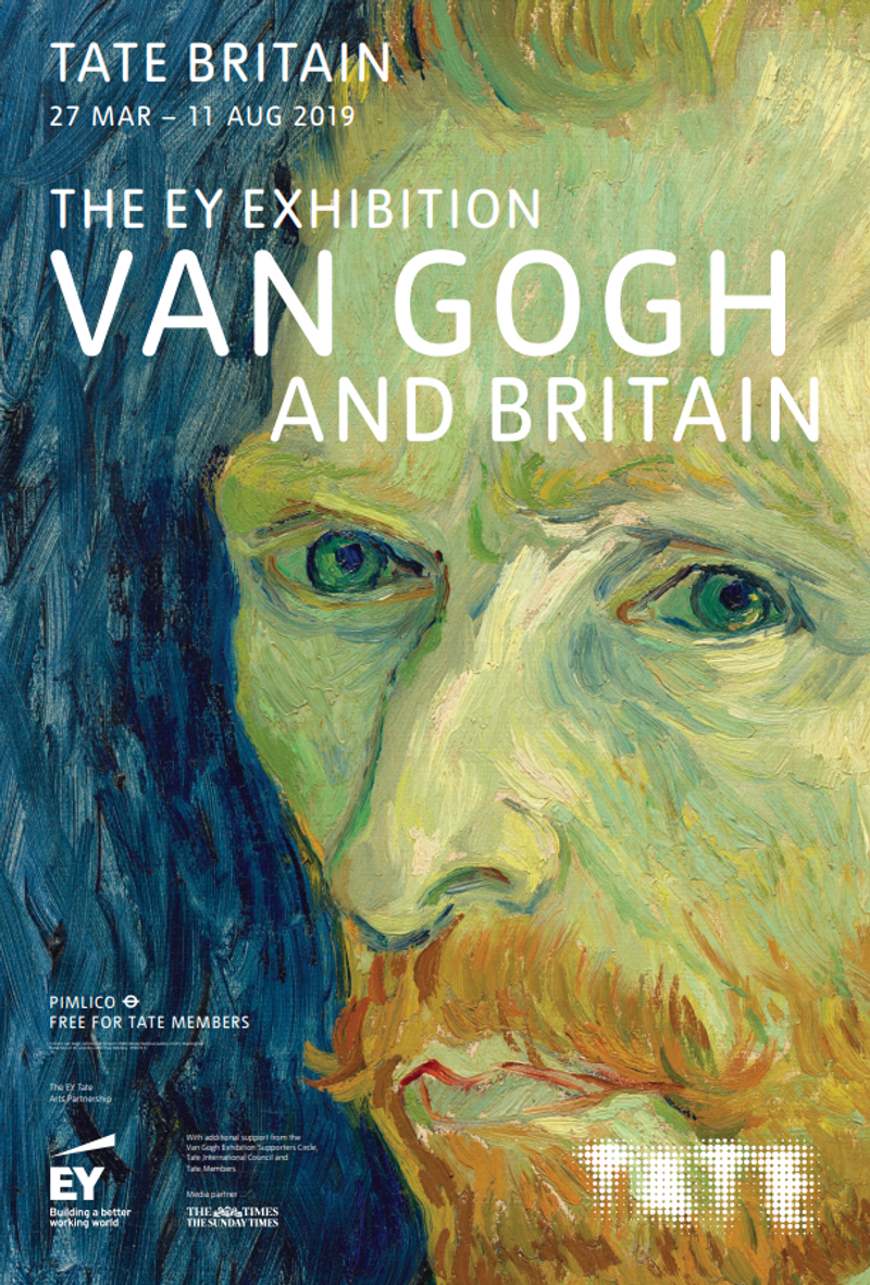 Van Gogh and Britain Campaign