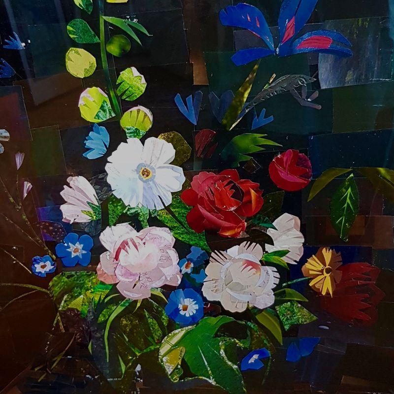 Supercuts Collage Show Private View  Fri 29th March,6-9 pm Arthub 5-9 Creekside  Deptford SE8 4SA