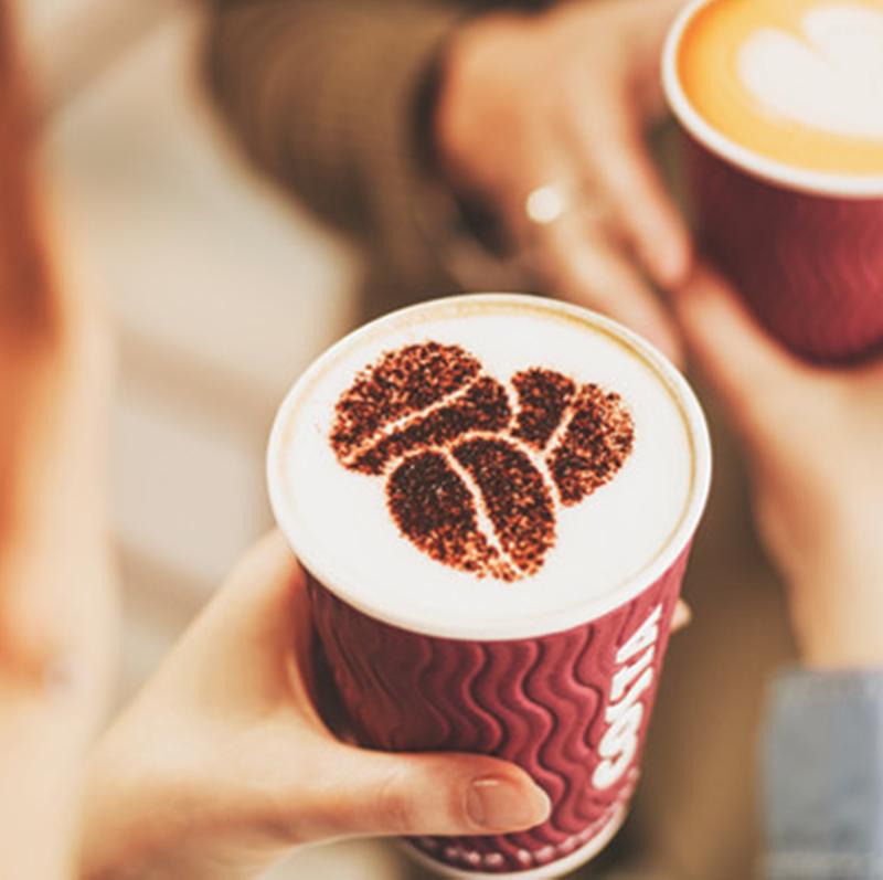 Costa Coffee Summer Drinks