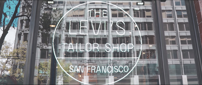 LEVIS - THE TAILORED EXPERIENCE