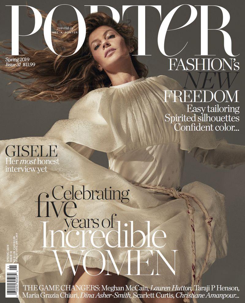 PORTER: Fifth-Anniversary Portfolio