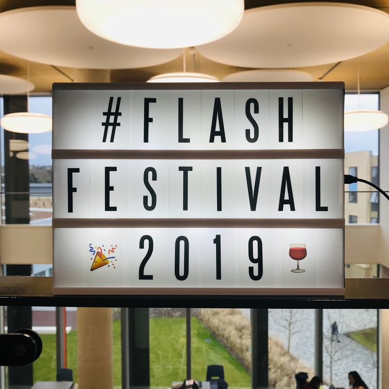 Flash Theatre Festival