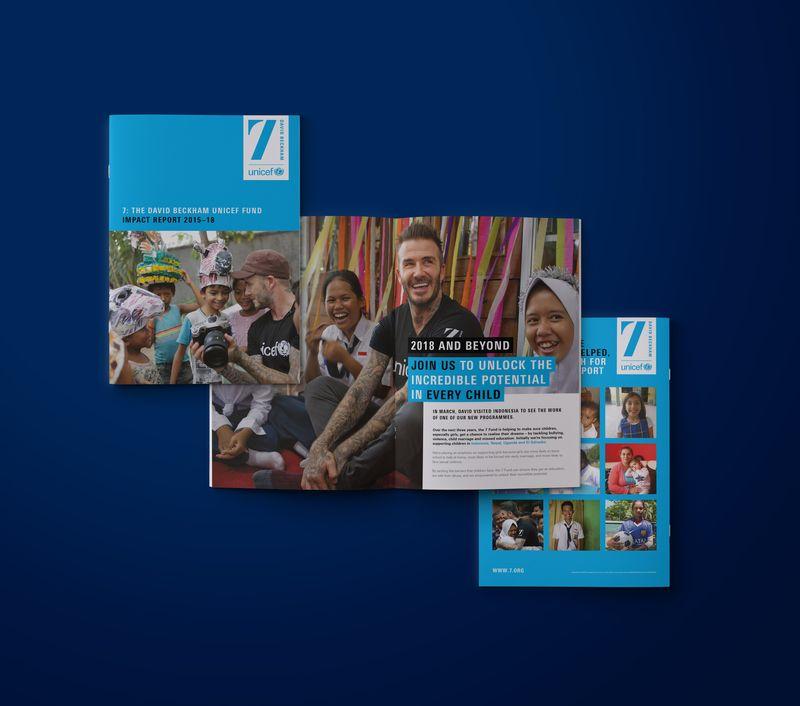 UNICEF   DB7 Impact Report