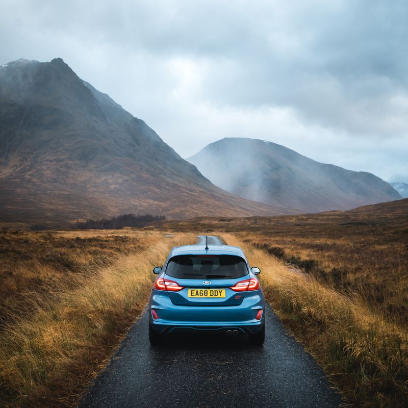 Ford UK Road Trips