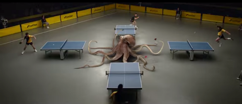 Betfair Octopus