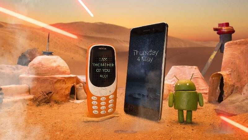 Star Wars x Nokia Mobile