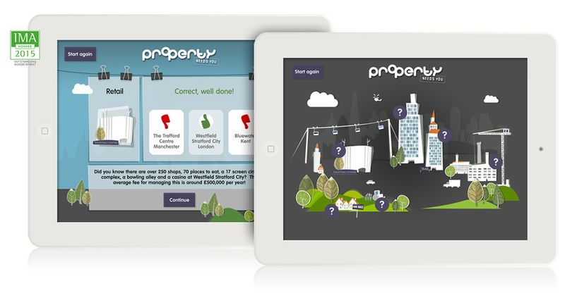 Property Needs You iPad app
