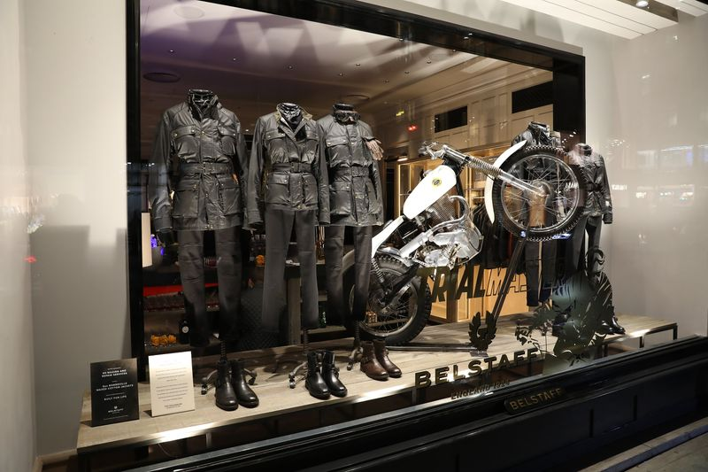 Belstaff x Trialmaster Private View