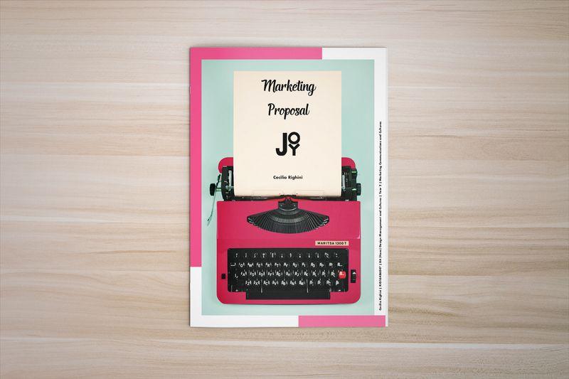 JOY - Marketing Proposal
