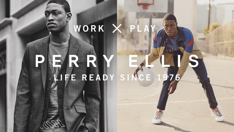 Perry Ellis - SS18 Campaign