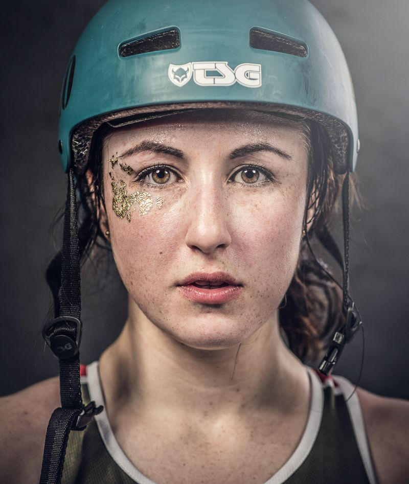 Morgan Silk - Roller Derby
